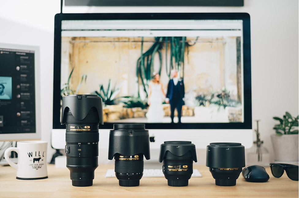 Choosing the Right Lenses For Wedding Photography