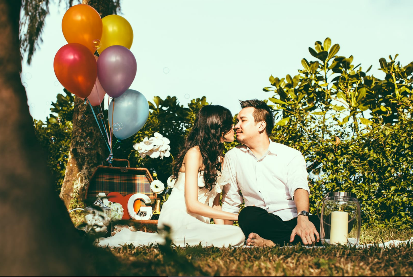 Pre-Wedding Photoshoot Ideas