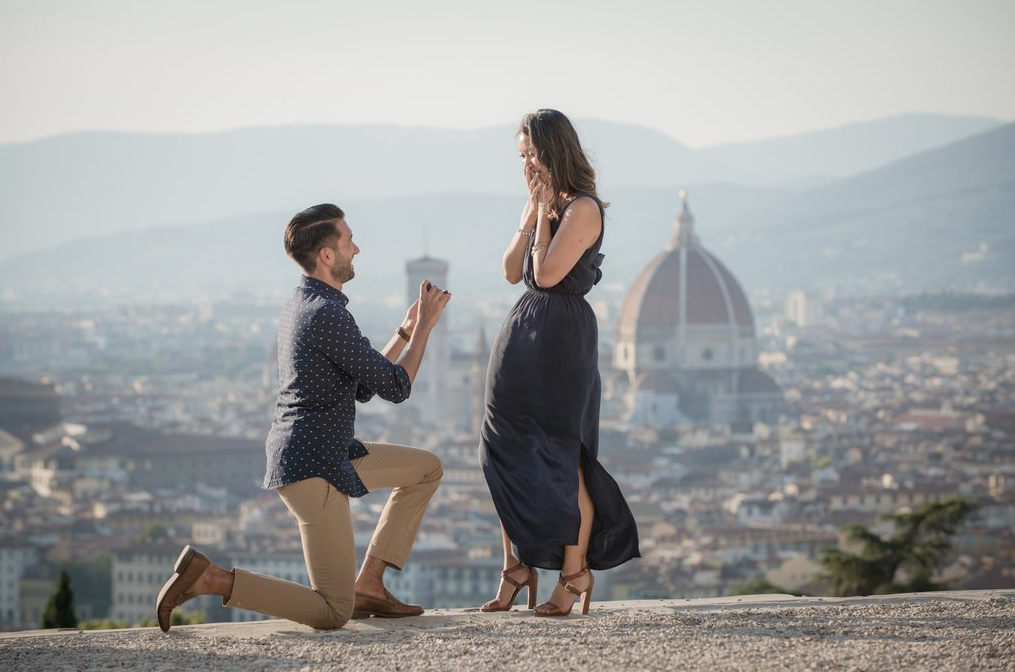 Wedding Proposal Photo Shoot Ideas